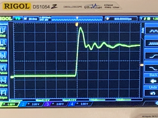 Visualizing Digital PWM Using an Osciolloscope.