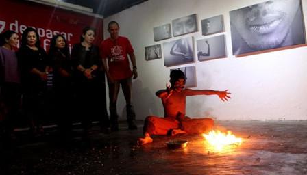 Bidikan Lima Fotografer Ramaikan Denpasar Film Festival