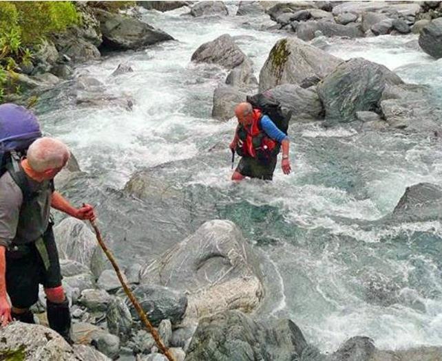 river-trek