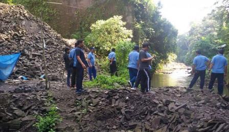 Tim Amankan 3 Penambang Liar, Nusa Bali