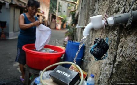 Masyarakat Keluhkan Distribusi Air, Instalasi PDAM Denpasar Ditinjau