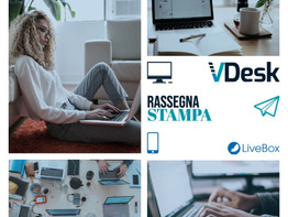 #vDesk è la scrivania digitale Made in Italy