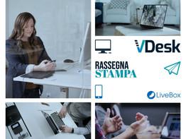 #Smartworking e sicurezza, #vDesk: la scrivania digitale