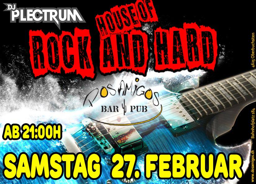 HOUSE OF ROCK AND HARD