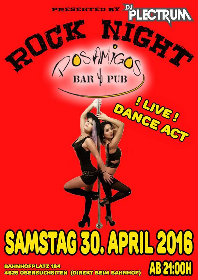 ROCK NIGHT & LIVE DANCE ACT