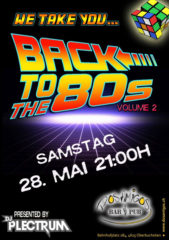 BACK TO THE 80S VOL.2