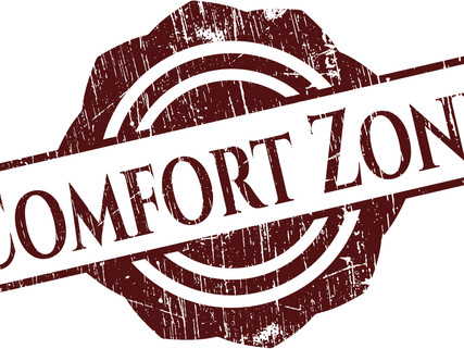 Succeeding within your Comfort Zone