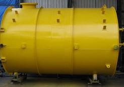 Storage and Recirculation Tanks