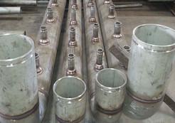 Super Duplex Stainless-Steel Headers, Piping Spools