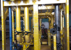 Prefabricated Piping Skids and Manifolds