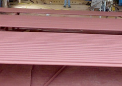 Boiler Wall Panels