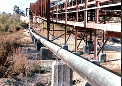 On- Site Installation of Utility Piping