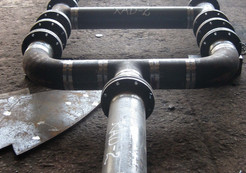 Steam Piping, Hydraulic Piping
