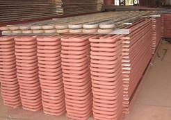 Economizer and Superheater Coils