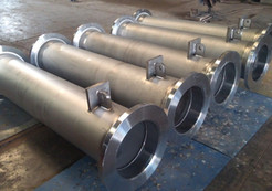 Duplex Stainless-Steel Piping Spools