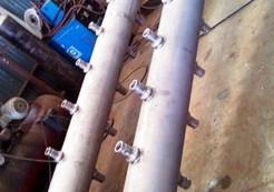 Duplex Stainless-Steel Headers