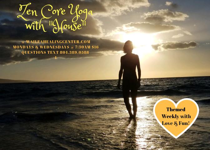 Zen Core Yoga Wailea Maui