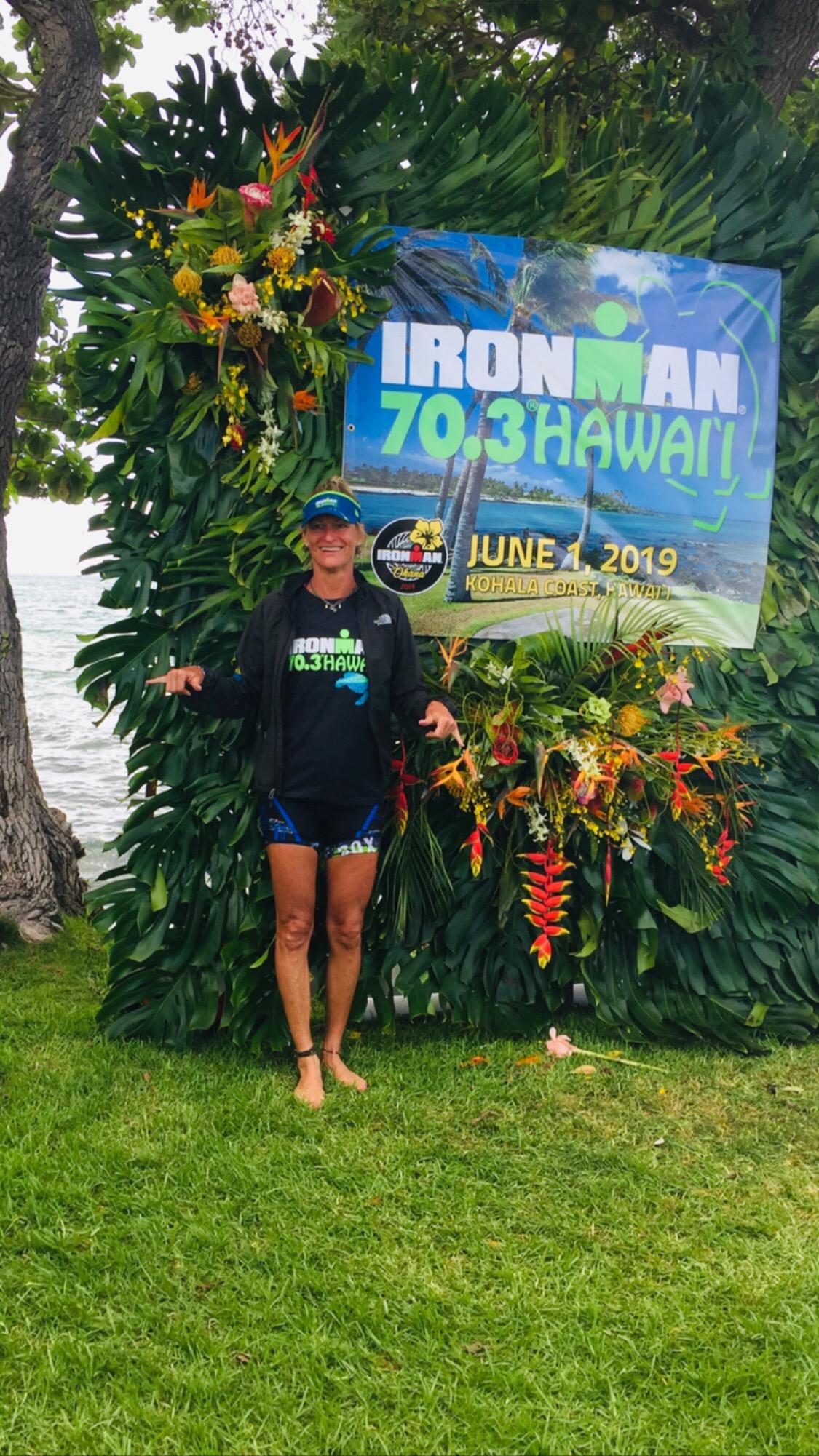 Hawaii 70.3 Half Ironman 2019