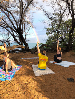 Sunrise Yoga South Maui