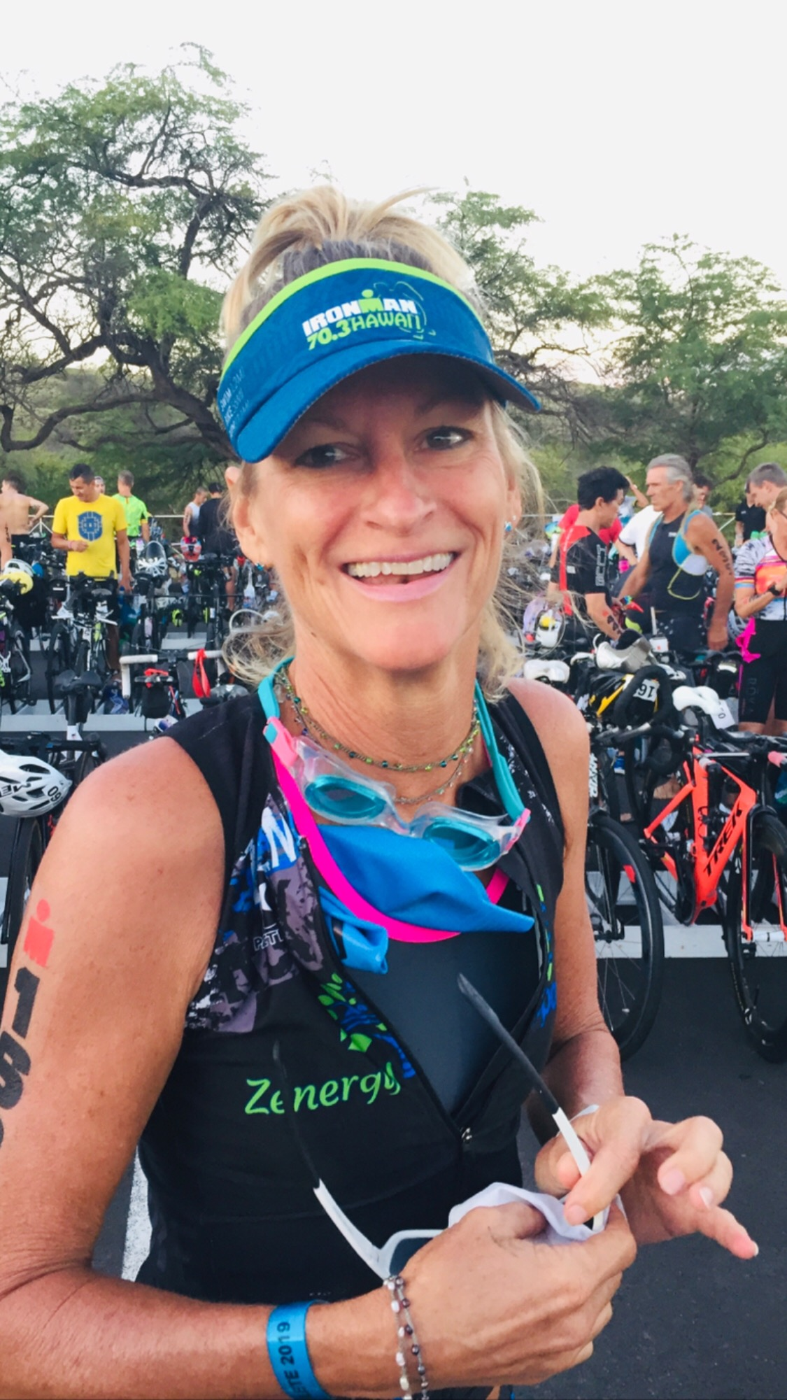 Hawaii Half IronMan