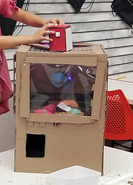 DIY Claw Machine