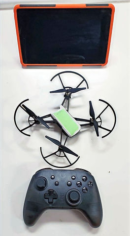 Drone Warriors (with maker takeaway)