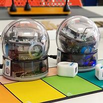 Sphero Bolts at 5th Element Studios