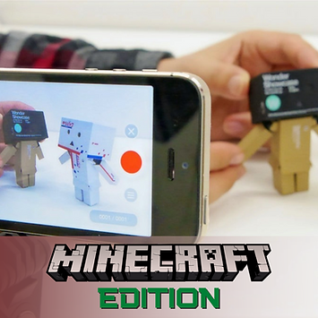 Stop Motion Animation: Minecraft Edition
