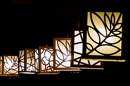 Lighted Paper Projects