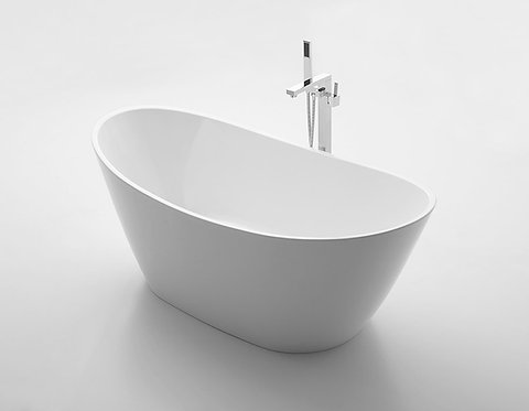 LYON freestanding bath 1500/1700mm