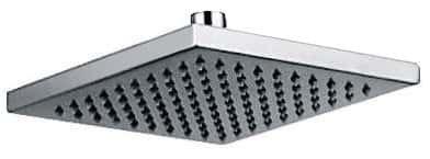 Doccia mondo brass square shower head 195mm