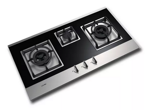 Sacon 90cm Stainless Steel Gas Cooktop