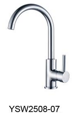 DOLCE kitchen mixer Chrome / Black / Brushed Nickel