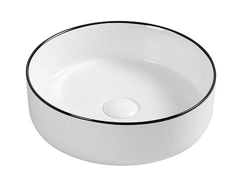 DOVE  round above counter basin