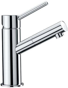 Jamie pin handle basin mixer