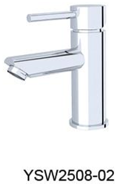 DOLCE basin mixer Chrome / Black