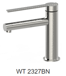 NIKO basin mixer - Chrome / Brushed nickel / Gun metal grey