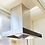 Thumbnail: Sacon 90cm Glass touch Panel design rangehood