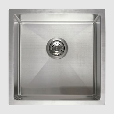 RAVENNA stainless steel sink - 450mm