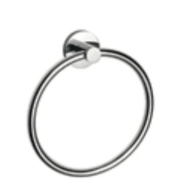 JESS hand towel ring-Chrome/Black/Brushed nickel/Gun metal