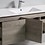 Thumbnail: 1200mm FRANCO timber vanity - ceramic/stone with under or above counter basin