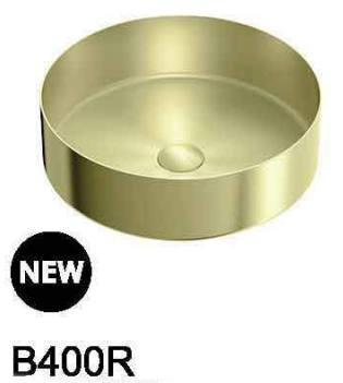 OPAL stainless steel basin