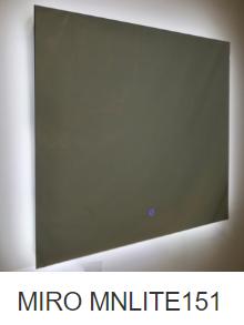 LED MOONLITE mirror 1500X1000mm