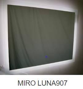 LED LUNA mirror 900x700mm