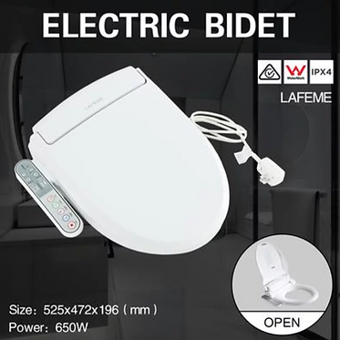 [Full Functional] - Electric bidet smart seat