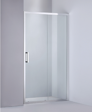 Wall to Wall Framed Sliding Door (adjustable) (1050-1500)mm