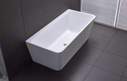 Florance Back to Wall Bathtub 1500mm