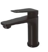 Noir basin mixer (matt black)