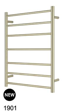 MECCA towel ladder-Chrome/BK/Brushed nickel/Gun metal grey/Brushed gold