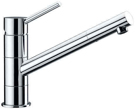 Jamie pin handle sink mixer